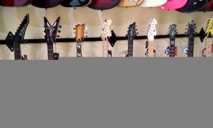 Jual gitar dan bass, Ready stock di Anank Guitar