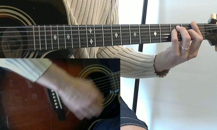 VOLCANO BY JIMMY BUFFET  – ACOUSTIC GUITAR LESSON –  HOW TO PLAY FULL SONG – CHORDS