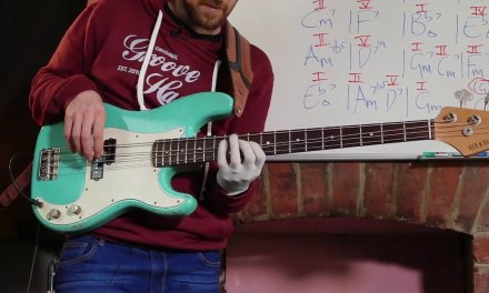 Soloing on Bass Masterclass /// Scotts Bass Lessons