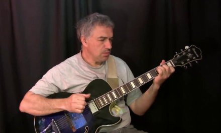 Here There and Everywhere, The Beatles, fingerstyle guitar, Jake Reichbart