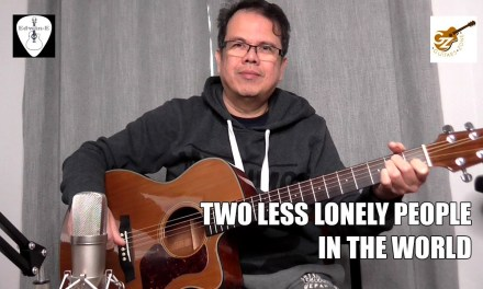 Two Less Lonely People (Air Supply) – Kita Kita OST – Fingerstyle Guitar Cover
