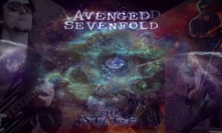 Avenged Sevenfold – The Stage guitar backing track with vocals