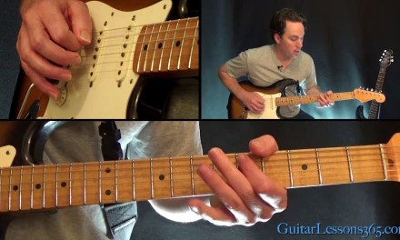 Led Zeppelin – Dazed and Confused Guitar Lesson (Solo)