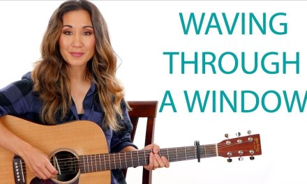 """Waving Through a Window"" – Dear Evan Hansen – Guitar Tutorial"