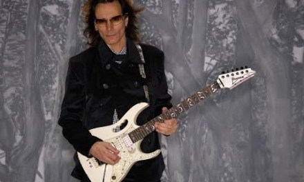 Steve Vai Style Guitar Backing Track in E Lydian – Solo