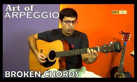 Guitar Secrets – Technique Arpeggio, Broken Chords   Free Tutorial, Lesson, Learn How To Play