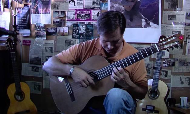 Marieta,from James Hunley Classical Guitar Studio LA