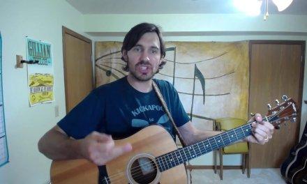 12 Bar Blues in E – Basic Shuffle – FREE BEGINNER LESSON!