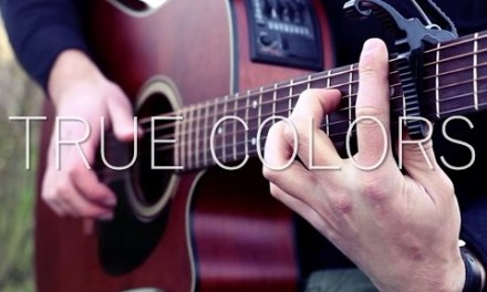 (Justin Timberlake, Anna Kendrick) True Colors – Fingerstyle Guitar Cover (FREE TABS)