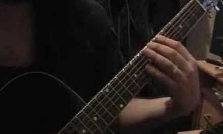 Beginner Guitar Lessons – Finger Dexterity Exercise