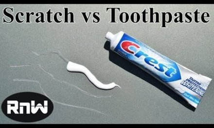 Can You Easily Remove Car Scratches With Toothpaste? – Watch Me Put it To Test