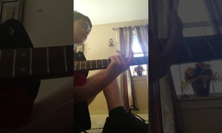 Scale on guitar lesson easy to learn please sub