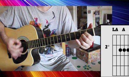 Pink Floyd-Time-Guitar Tutorial W/Chords
