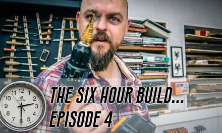The 6 Hour Build – Ep 4 – In the Dust of my Soul