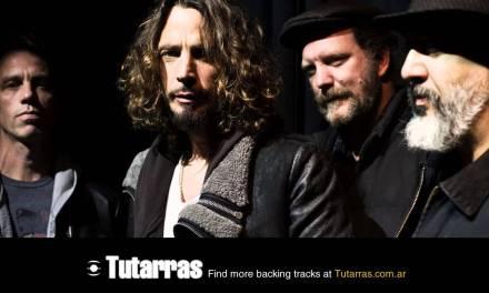 Soundgarden – black hole sun [Guitar Backing tracks]
