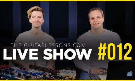 Understanding Guitar Gear – Live Guitar Lesson