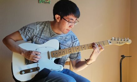 Trevor R. Wong – 'Summer Etude #1' (Guitar Play-Through) [Math Rock / Jazz]