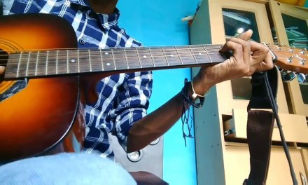 Give me sunshine – Easy Guitar lesson Hindi || 3 idiots||