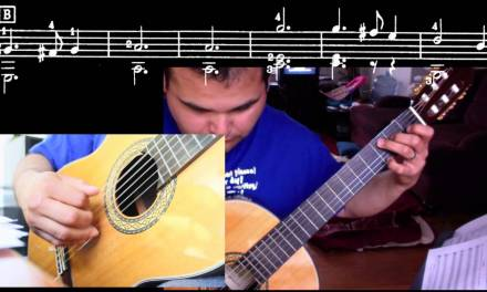 Greensleeves, Classical Guitar (Easy) – Popular Songs #2