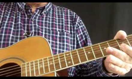Riffin Griff Blues Guitar Tuition Lesson 3
