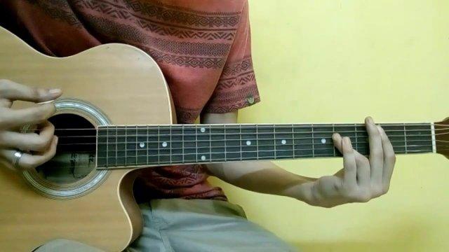 Bajra Hanyo Guitar Lesson | The Glog