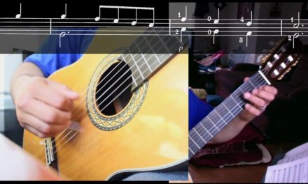Lavenders Blue, Cinderella, Dilly Dilly, Classical Guitar (Easy) – Popular Songs #1