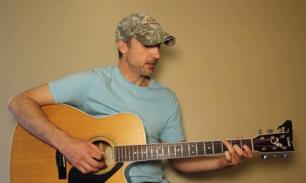 The Blues Man – Alan Jackson – Guitar Lesson   Tutorial