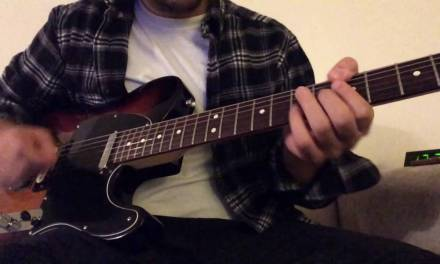How to play Electric Ladyland by Jimi Hendrix on guitar – part 1 guitar lesson
