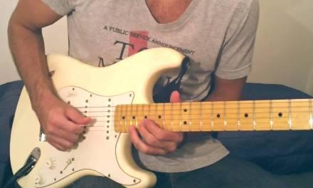 Peaches en Regalia (Frank Zappa) | FULL Guitar Cover Solo by Martin Maroni