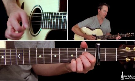 Sweet Caroline Guitar Chords Lesson – Neil Diamond