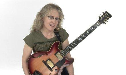 Bebop Blues Etudes – Saturday Night Blues Overview – Guitar Lesson – Sheryl Bailey