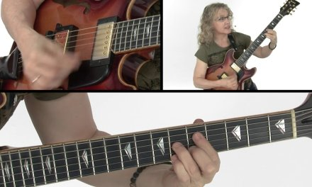 Bebop Blues Etudes – Saturday Night Blues Breakdown – Guitar Lesson – Sheryl Bailey