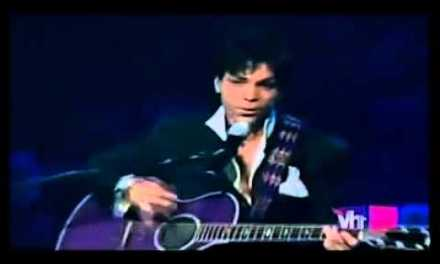Rare Prince Acoustic Unplugged Live 2004
