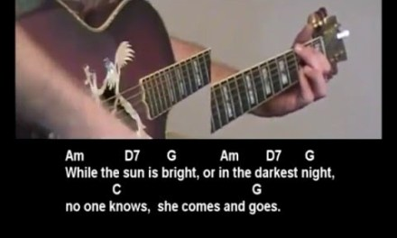How To Play Ruby Tuesday by  The Rolling Stones – Best Beginner Guitar Lessons