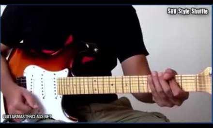 35 Blues Licks Guitar Lessons tab