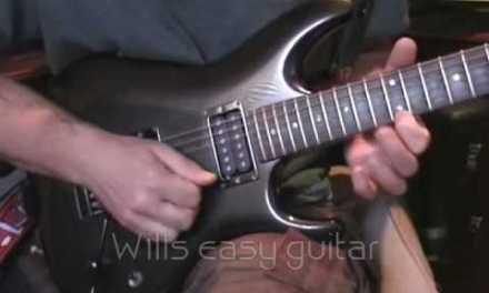 Sweet child o mine guitar lesson for beginners part 2 ( guns n roses ) slash