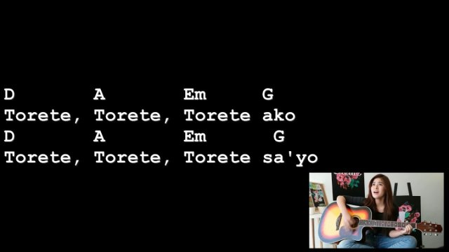 Torete – Moonstar88 [Lyrics And Chords] Guitar Tutorial | The Glog
