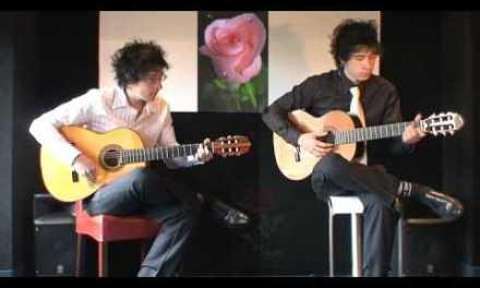 Romance Flamenco (Classical guitar) by Jesse Liang Music