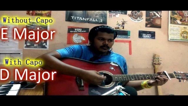 I\'ll Miss You Guitar Chords Lesson   Secret Superstar   Hindi Guitar ...