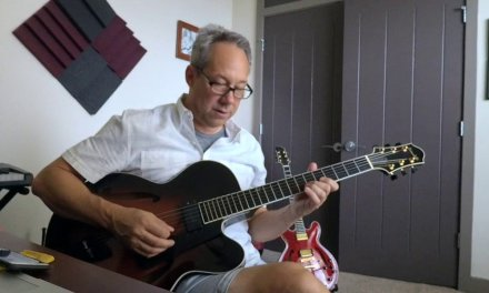 Footprints Lesson – Barry Greene Video Lesson Preview