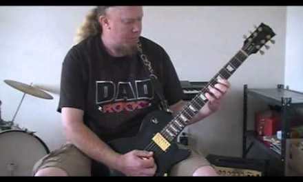 Basic Guitar Lesson on the Chromatic Scale
