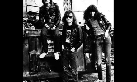 The Ramones – Blitzkrieg Bop (Guitar Backing Track)