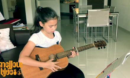 Mellow Blues Guitar Lesson in Singapore : One Last Time Ariana Grande Guitar Cover