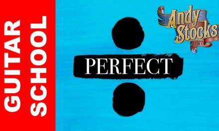 Perfect – Ed Sheeran – Guitar Lesson Tutorial Solo Included How to play on guitar