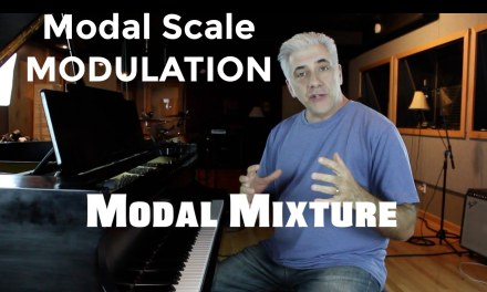 Modal Mixture – Using Multiple Modes Over One Chord | Music Theory