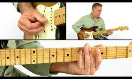 Tom Petty Style Guitar Lesson – A Major Change – Breakdown 1