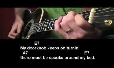 How to play Malted Milk by Eric Clapton – Beginner Guitar Lesson