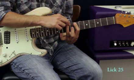 5 Must Know Pentatonic Licks