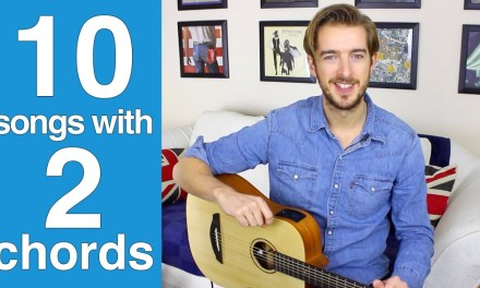 EASY 2 Chord Song #6 – SATISFACTION [Rolling Stones] Play TEN Guitar Songs With Two EASY Chords