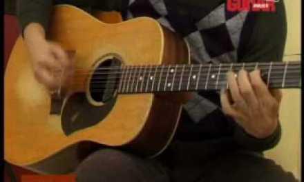 John Butler Guitar Lessons